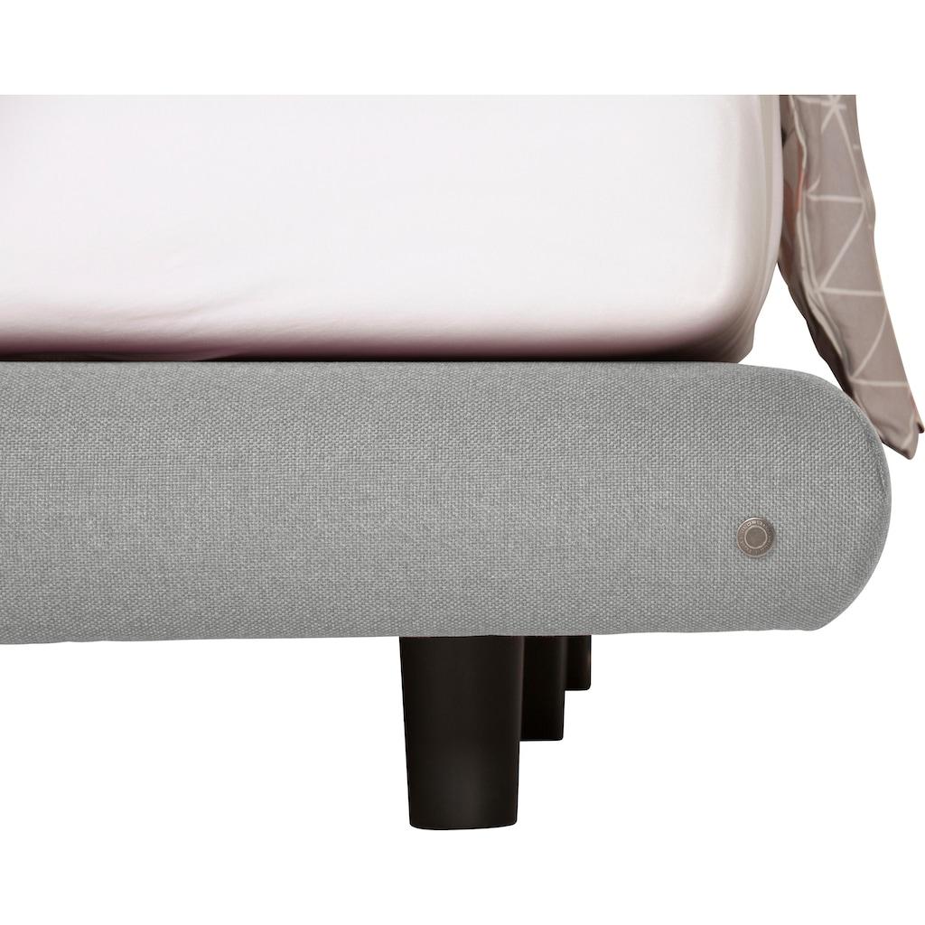 TOM TAILOR Boxspringbett »SOHO PILLOW BOX«, in Schwebeoptik, Höhe 120 cm