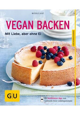 Buch »Vegan backen / Nicole Just« kaufen