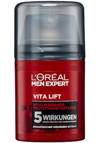 L'ORÉAL PARIS MEN EXPERT Anti-Aging-Creme »Vita Lift Gesichtspflege«, hochdosierte Anti-Aging Wirkung gegen Falten & Augenringe kaufen