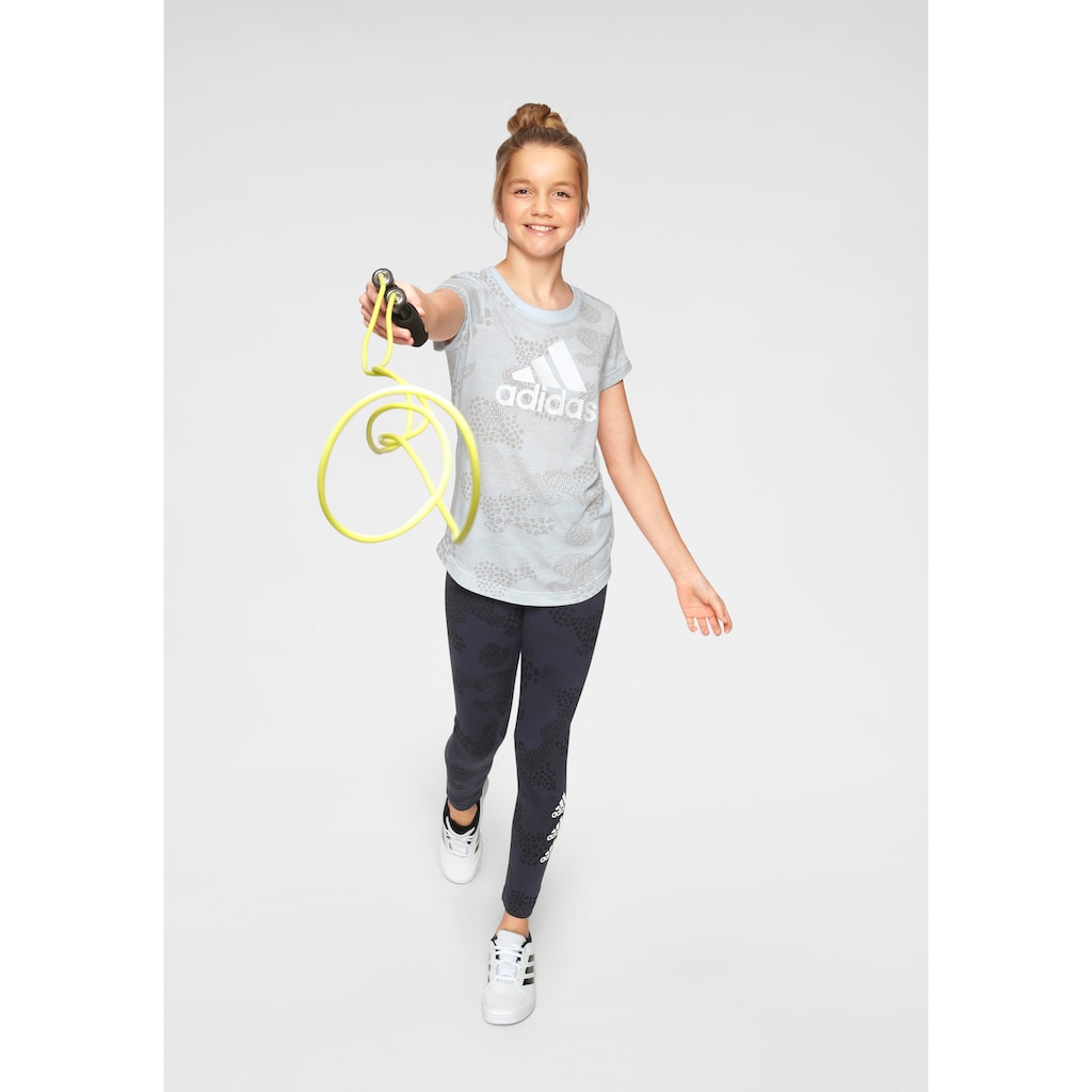 adidas Performance Funktionsshirt »JOUTH GIRLS MUST HAVE MESH TEE«