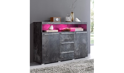 TRENDMANUFAKTUR Sideboard »India«, Breite 132 cm kaufen