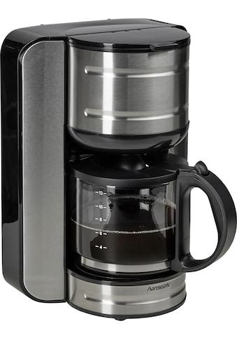 Hanseatic Filterkaffeemaschine 65387802, Papierfilter 1x4 kaufen