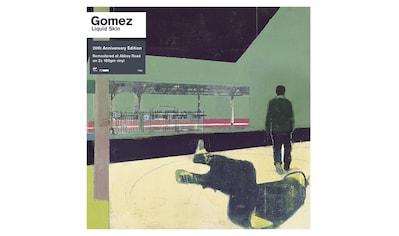 Vinyl »Liquid Skin (20th Anniv.Edition) / Gomez« kaufen