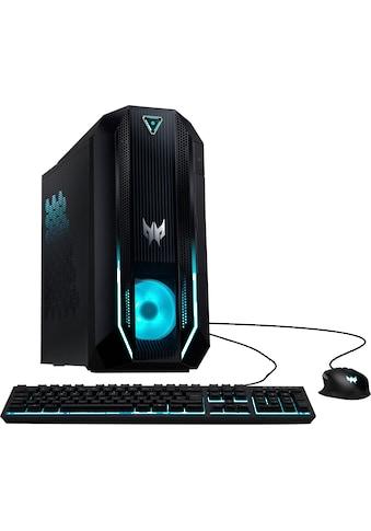 Acer »Predator Orion 3000 (PO3 - 620)« Gaming - PC (Intel®, Core i7, GTX 1660 SUPER, Luftkühlung) kaufen