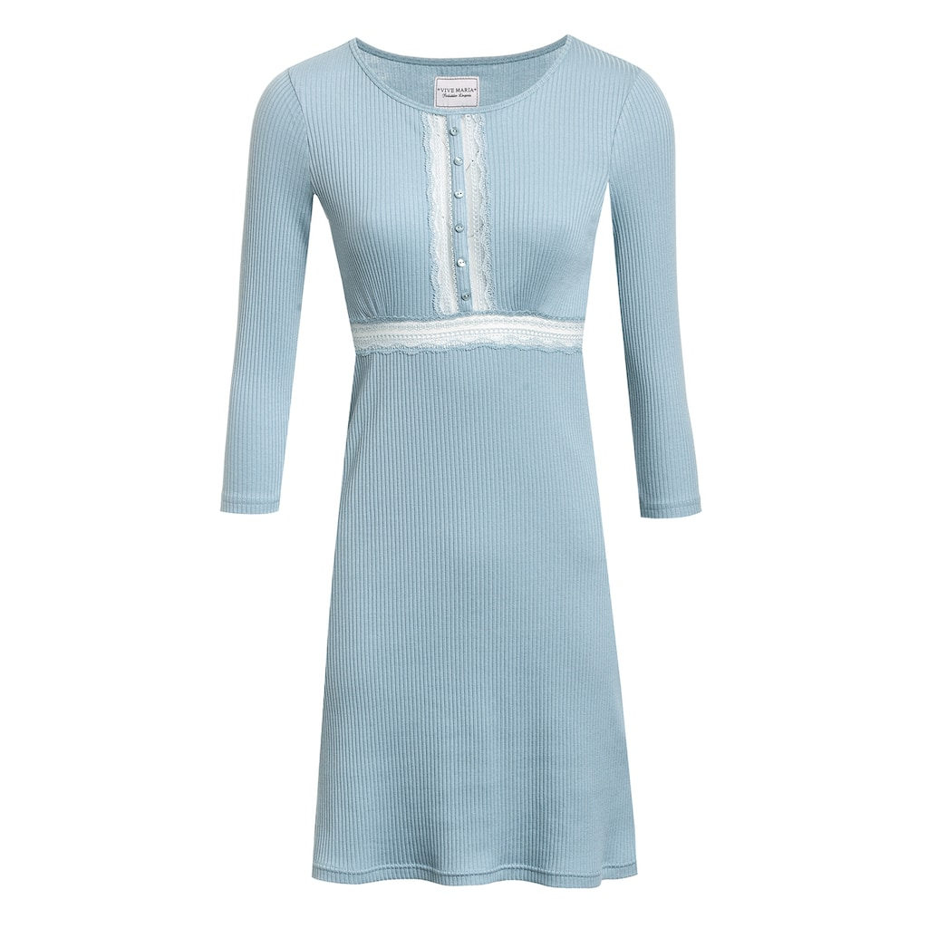 Vive Maria Nachthemd »Heaven Rib«