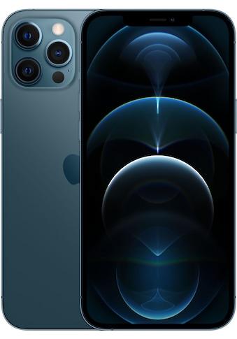 "Apple Smartphone »iPhone 12 Pro Max - 512GB«, (17 cm/6,7 "" 512 GB Speicherplatz, 12 MP Kamera) kaufen"