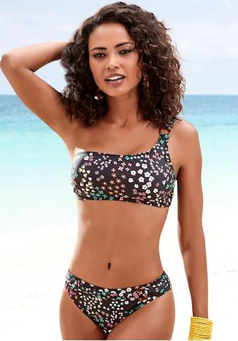 s.Oliver Beachwear Bustier-Bikini-Top »Milly«, in One-Shoulder-Form kaufen