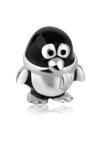 Nenalina Charm-Einhänger »Pinguin Bead Einhänger Emaille 925 Silber« kaufen