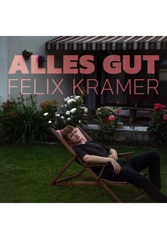 Musik-CD »Alles gut / Kramer,Felix« kaufen