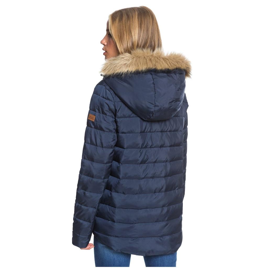 Roxy Daunenjacke »Rock Peak Fur«