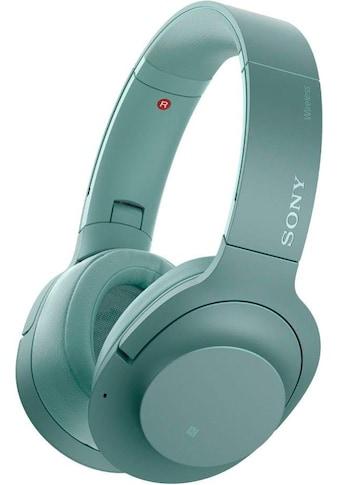 Sony »WH - H900N« On - Ear - Kopfhörer kaufen