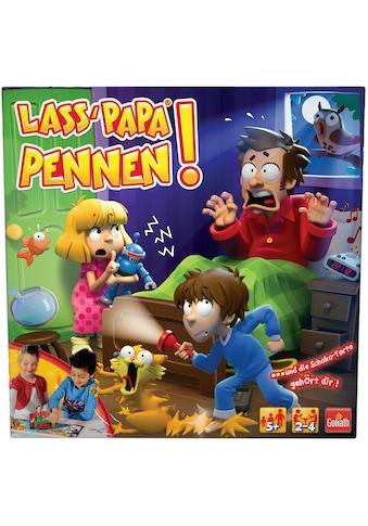 """Goliath® Spiel, """"Lass' Papa pennen!"""" kaufen"""