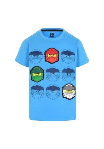"LEGO® Wear Kurzarmshirt »M12010022«, ""Ninjago Druck"" kaufen"