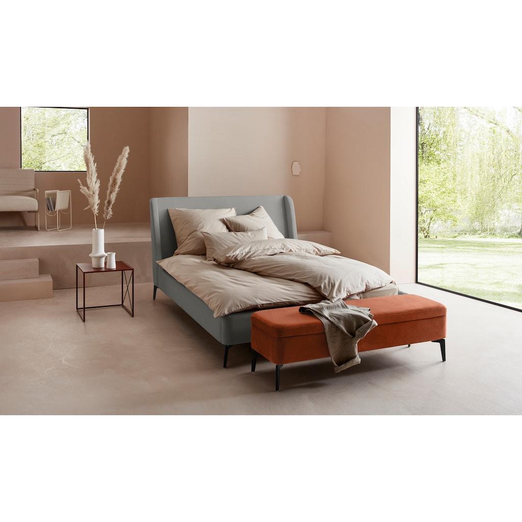 LeGer Home by Lena Gercke Polsterbett »Mayra«, 3 verschiedene Farben und 2 Bezugsqualitäten