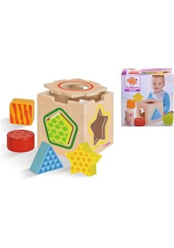 Eichhorn Steckspielzeug »Color Steckbox«, aus Holz kaufen