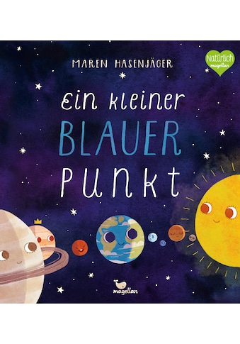 Buch »Ein kleiner blauer Punkt / Maren Hasenjäger, Maren Hasenjäger« kaufen