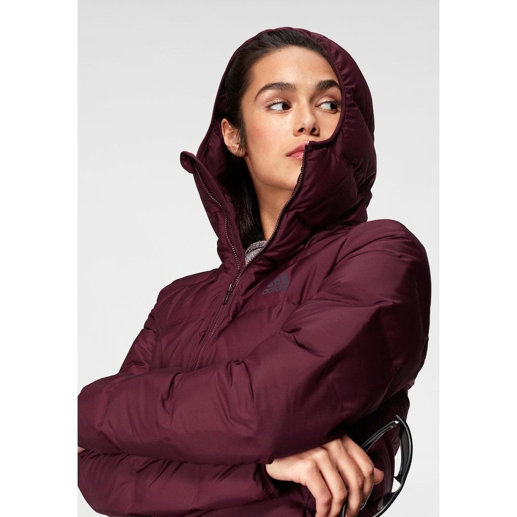 adidas Performance Outdoorjacke »HELIONIC DAUNENJACKE«