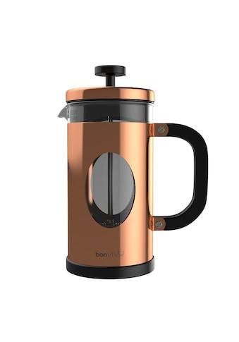 bonVIVO Kaffeekanne »French Press im Kupfer-Look«, Kaffee-Presse 1000 ml /... kaufen
