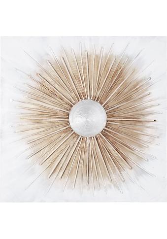 Ölgemälde »Shine«, 100/100 cm, handgemalt kaufen