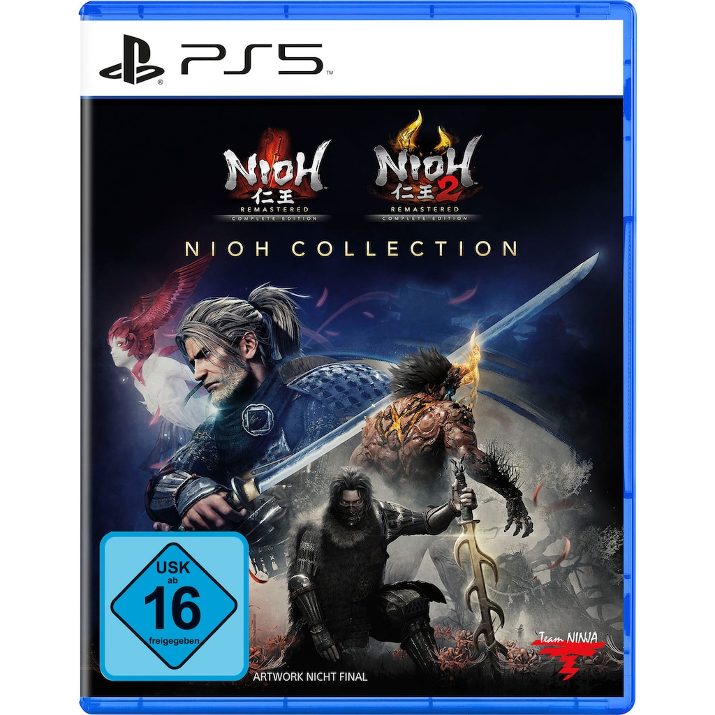 PlayStation 5 Spiel »Nioh Collection«, PlayStation 5