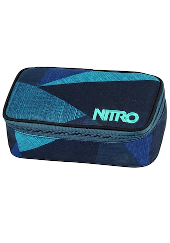 "NITRO Federtasche ""Pencil Case XL, Fragments Blue"" kaufen"