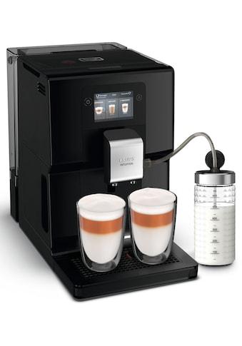 Krups Kaffeevollautomat »EA8738 Intuition Preference«, inkl. Milchbehälter und smartphoneähnlichem Farb-Touchscreen; 11 einstellbare Getränkeoptionen kaufen