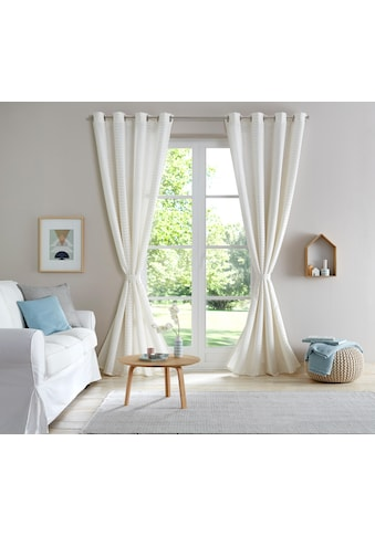 Home affaire Vorhang »Ronja«, Inkl. Raffhalter kaufen