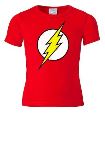 LOGOSHIRT T-Shirt, mit coolem The Flash-Logo kaufen