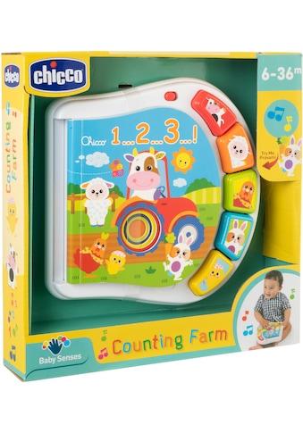 Chicco Lernspielzeug »Zahlen Farmbuch« kaufen