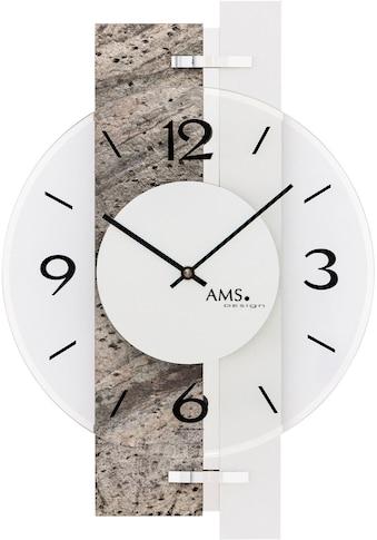 AMS Wanduhr »W9558« kaufen
