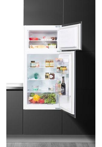 BEKO Einbaukühlgefrierkombination »BDSA180K3SN«, BDSA180K3SN, 122,2 cm hoch, 54 cm breit kaufen