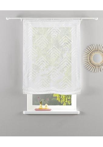 Guido Maria Kretschmer Home&Living Raffrollo »Gordon«, mit Klettband kaufen