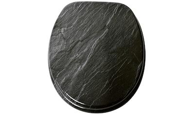 Sanilo WC-Sitz »Granit«, mit Absenkautomatik kaufen