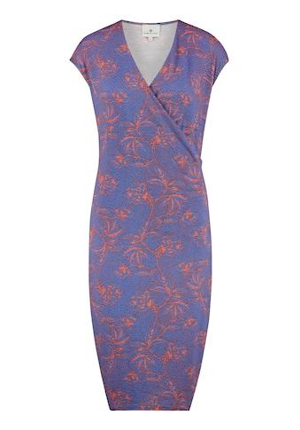 Loom&Lace Kleid mit Polka-Flower-Druck kaufen