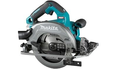 Makita Akku-Handkreissäge »HS004GZ01«, XGT, 40V max., 62,5 mm, 6.000 min-1, ohne Akku... kaufen