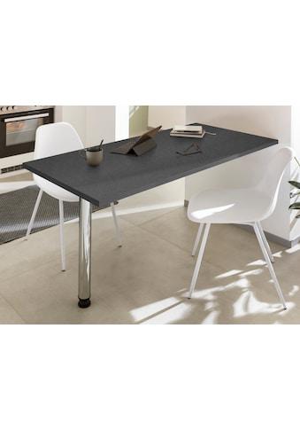 HELD MÖBEL Tresentisch »Virginia«, 138 cm breit, ideal für kleine Küchen kaufen