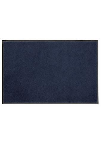 wash+dry by Kleen-Tex Fußmatte »Original Uni«, rechteckig, 7 mm Höhe, Fussabstreifer, Fussabtreter, Schmutzfangläufer, Schmutzfangmatte, Schmutzfangteppich, Schmutzmatte, Türmatte, Türvorleger, In- und Outdoor geeignet, waschbar kaufen