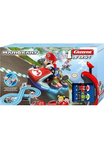 Carrera® Autorennbahn »Carrera® First - Mario Kart™«, (Set) kaufen