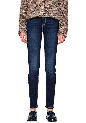Esprit Skinny-fit-Jeans, mit Stretch und Bio-Baumwolle kaufen