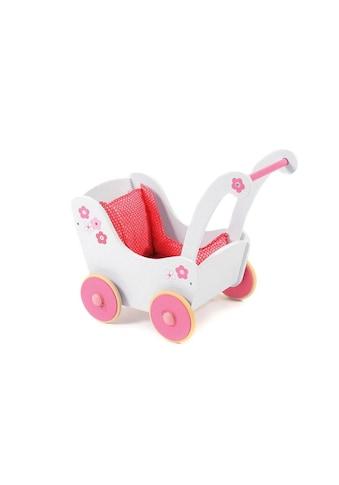 CHIC2000 Puppenwagen »Fiori, weiß« kaufen