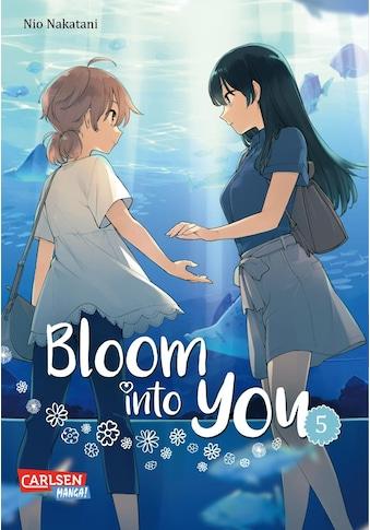 Buch »Bloom into you 5 / Nio Nakatani, Lasse Christian Christiansen« kaufen