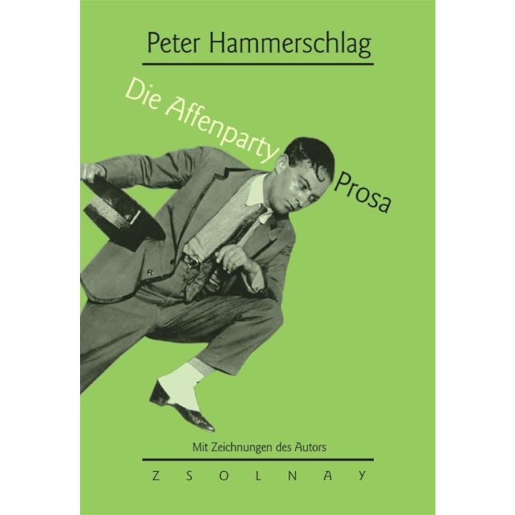 Buch »Die Affenparty / Peter Hammerschlag, Volker Kaukoreit, Monika Kiegler-Griensteidl«