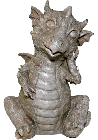 Casa Collection by Jänig Tierfigur, Drache lehnt seinen Kopf an die linke Tatze, Höhe:... kaufen