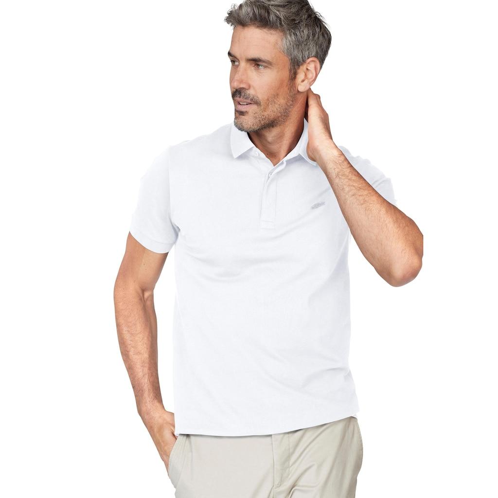 Lacoste Poloshirt »Paris«, mit verdeckter Knopfleiste