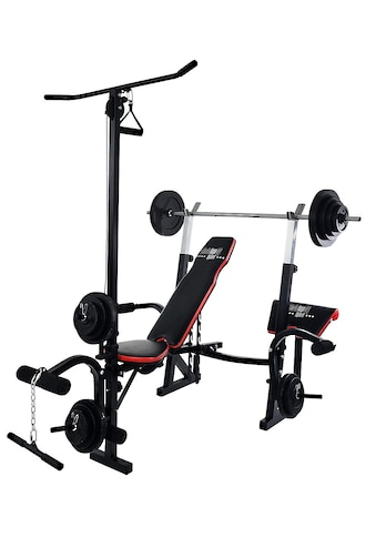 Christopeit Sport® Hantelbank »Power XL« (Set, mit Langhantelstange) kaufen