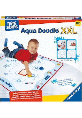 Ravensburger Kreativset »ministeps® Aqua Doodle® XXL«, Made in Europe kaufen