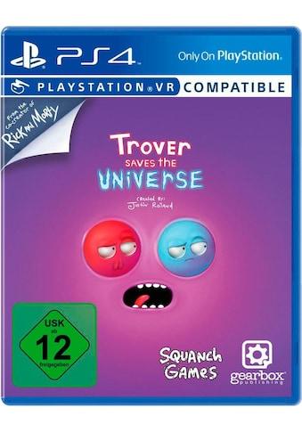 Spiel »Trover Saves The Universe VR«, PlayStation 4 kaufen