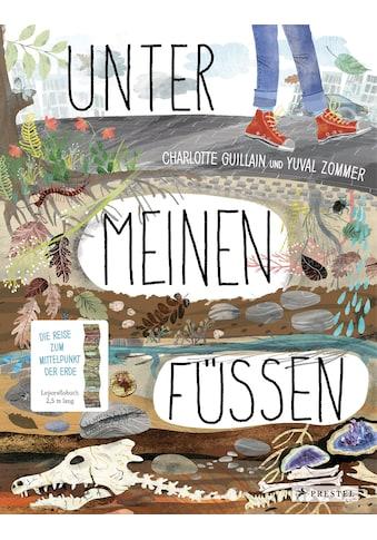 Buch »Unter meinen Füßen / Charlotte Guillain, Yuval Zommer, Ute Löwenberg« kaufen