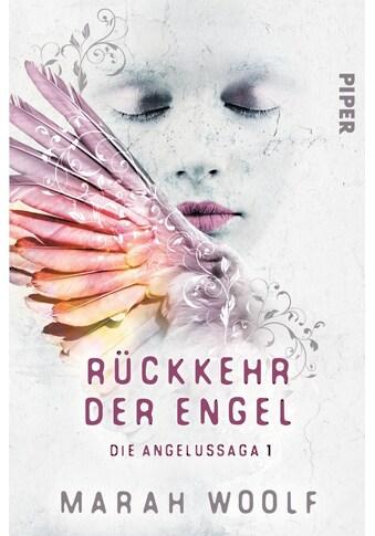 Buch »Rückkehr der Engel / Marah Woolf« kaufen