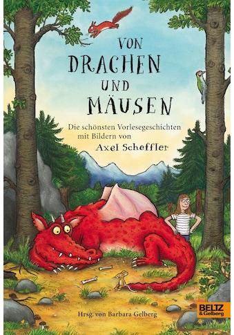 Buch »Von Drachen und Mäusen / Barbara Gelberg, Axel Scheffler« kaufen